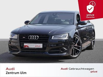 """gebraucht Audi S8 plus 4.0 TFSI qu. tipt. MATRIX KERAMIK 21"""""""