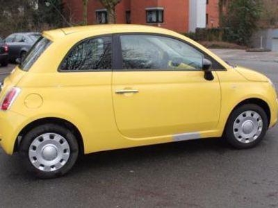 gebraucht Fiat 500 MUSS WEG !!1.2 2te Hand, TüV 11....