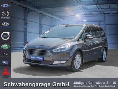 käytetty Ford Galaxy 1.5 Eco B. Titanium LED Navi AHK schwenkb.