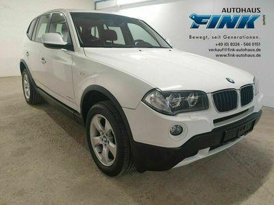 gebraucht BMW X3 xDrive 18d als SUV/Geländewagen/Pickup in Bad Hindelang