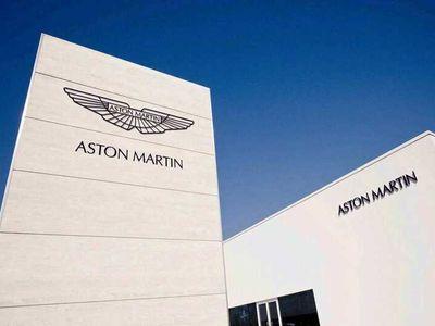 gebraucht Aston Martin DB11 V12 Coupe ++Launch Edition++ als Sportwagen/Coupé in Kronberg