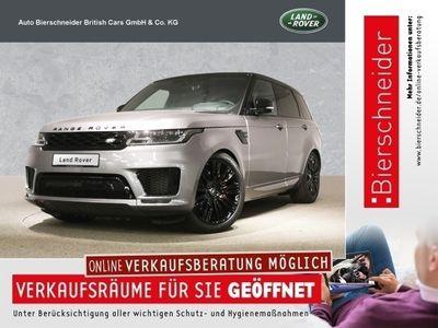 gebraucht Land Rover Range Rover Sport V8 HSE Dynamic HUD / AHK