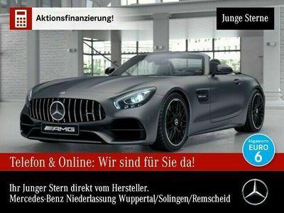 gebraucht Mercedes AMG GT C Sportpaket LED Vollleder Klima Einparkhilfe