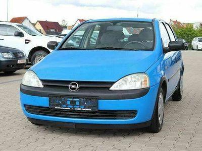 gebraucht Opel Corsa C Selection aus 1.Hand Klimaanlage