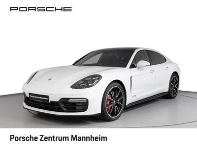gebraucht Porsche Panamera GTS LED Bose SoftClose Sportabg 21''