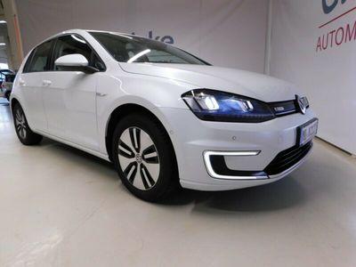 gebraucht VW e-Golf top Ausstattung ACC CCS NAVI