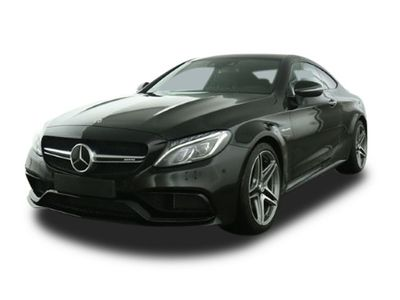gebraucht Mercedes C63 AMG AMG Coupe Night Perf.-Sitze COMAND Panorama