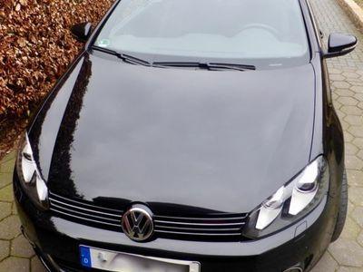 gebraucht VW Golf Cabriolet 1.6 TDI BlueMotion Technology Lounge