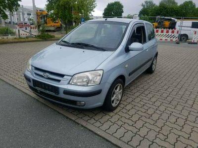 second-hand Hyundai Getz El. Fenster, Klima, Servo, ZV, TÜV 1/2020