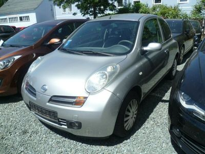 used Nissan Micra acenta 1,2