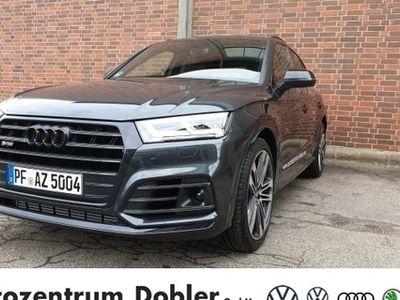 gebraucht Audi SQ5 TDI NEU quattro Luftf.,Pano,HuD,Matrix,ACC,B+O (Na