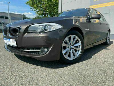 gebraucht BMW 530 d LEDER/8FACH/HUD/NAVI PROF/XENON/TEMPO/SH
