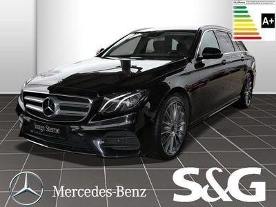 gebraucht Mercedes E220 4MATIC T AMG-Line Distronic/Comand/Parkp