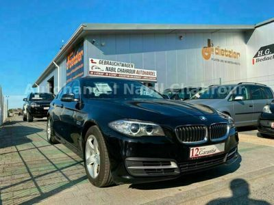 gebraucht BMW 518 d Lim Navigation Automatik BIXenon Euro6b