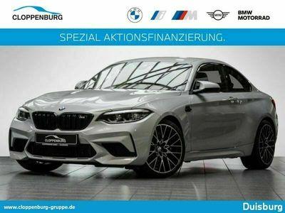 gebraucht BMW M2 Competition Coupé HK LED WLAN RFK Shz -