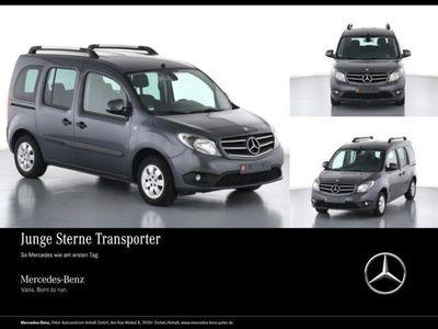 gebraucht Mercedes Citan 112 Tourer Edition Navi+Kamera
