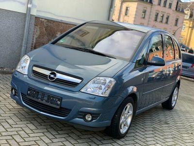 gebraucht Opel Meriva 1.7 CDTI/Klimatronik/TÜV NEU