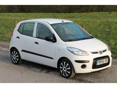 gebraucht Hyundai i10 1.1 Edition Plus*Klima*Servo*TÜV+Insp. NEU