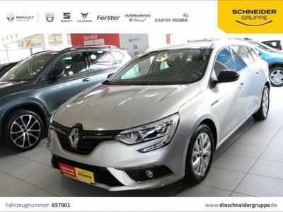 gebraucht Renault Mégane GrandTour TCe 160 EDC GPF Limited Deluxe