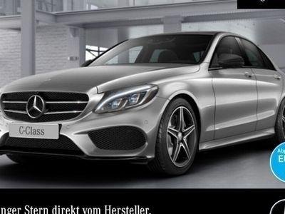 gebraucht Mercedes C250 AMG 360° Airmat Burmester ILS LED HUD Night