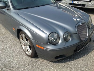 gebraucht Jaguar S-Type R 4,2 Kompressor
