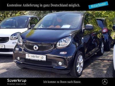 gebraucht Smart ForFour 66 kW turbo twinamic Ganzjahresreifen, Aut