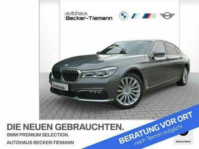 gebraucht BMW 740L d xDrive Laser/Parken/Fond TV/Massage/Lüftung