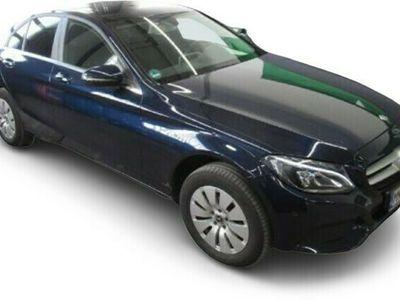 gebraucht Mercedes C200 C 200d LED Navi SHZ Einparkh. Parkassist. Klima
