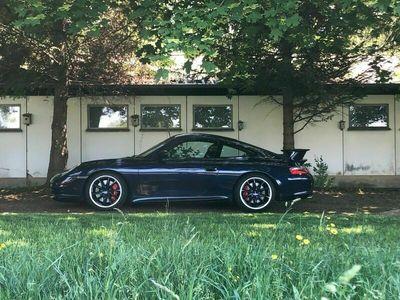 gebraucht Porsche 996 GT3/Schalensitze/Exclusive/Carbon/SH gepfl.