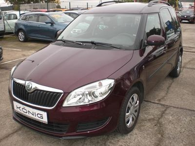 gebraucht Skoda Roomster 1.2 TSI, Style Plus Edition, Klima