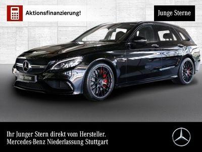 gebraucht Mercedes C63 AMG AMG S T Driversp Perf-Abgas ILS Kamera Navi