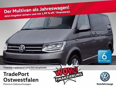 gebraucht VW Multivan T6 Multivan Highline DSG