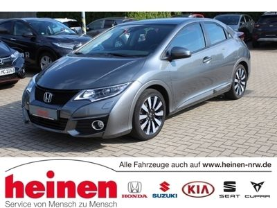 gebraucht Honda Civic 5 1.8 Elegance Sport