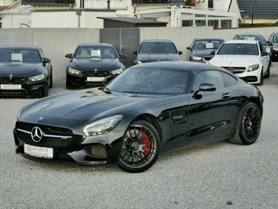 gebraucht Mercedes AMG GT S *BLACK-DIAMOND*NIGHT*MEMORY*BURMESTER*