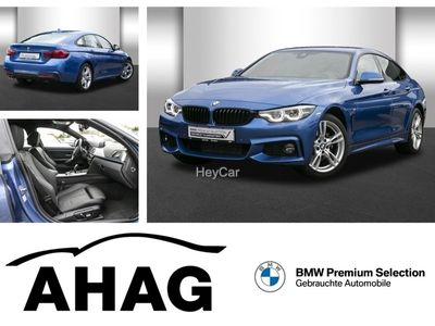 gebraucht BMW 430 d xDrive Gran Coupe*M-Sport*Innovationspaket