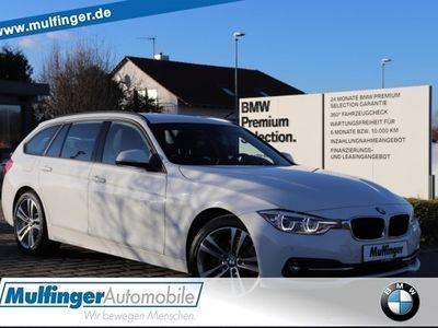 gebraucht BMW 320 dA T Sport Line HiFi