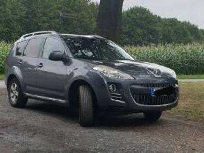 gebraucht Peugeot 4007 HDI FAP 7-Sitzer Platinum