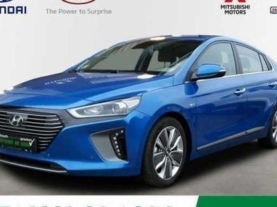 used Hyundai Ioniq Hybrid 1.6 Premium