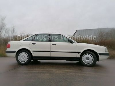gebraucht Audi 80 B4 2.3 E (NG) 133PS TÜV 21 Rostfrei Spanien