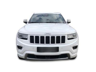 gebraucht Jeep Grand Cherokee 3.0 V6 Diesel Euro6 Overland Navi Leder Luftfederung