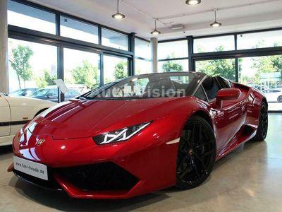 gebraucht Lamborghini Huracán Huracan HuracánSpyder LIFT*Rosso Efesto Glit