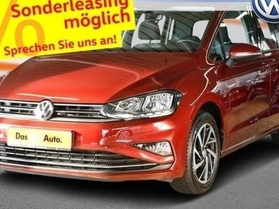 gebraucht VW Golf Sportsvan 1.5TSi Join Navi Dachreling