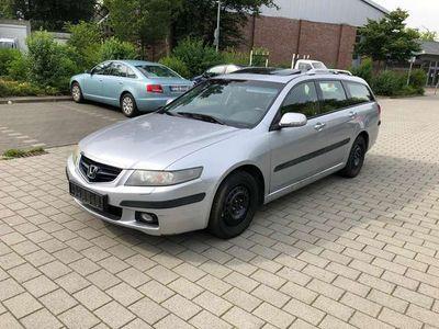 gebraucht Honda Accord Tourer 2.4 i Executive Xenon Navi Schiebedach