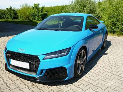 gebraucht Audi TT RS Coupe S tronic
