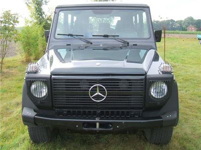 gebraucht Mercedes G230 (GE) 114750 Km Schalter,Sperre v+h, Zusatztank