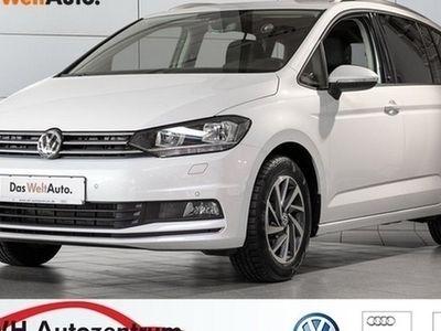second-hand VW Touran 1.2 TSI Sound Navi DiscoverPro ACC Climatronic
