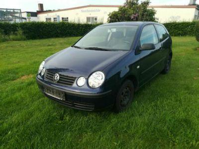 begagnad VW Polo IV Basis