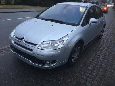 gebraucht Citroën C4 1.6 HDi FAP VTR Plus *EURO4*KLIMA*ALU*2.Hand*