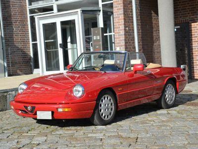 gebraucht Alfa Romeo Spider  1. Lack, Scheckheft gepflegt