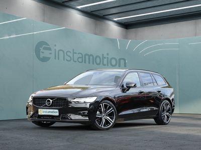 gebraucht Volvo V60 V60D3 R-Design NP:58.740-//PilotA//HU//PANO//360°